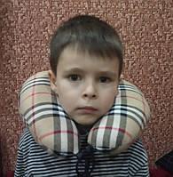 Детская дорожная подушка EKKOSEAT.