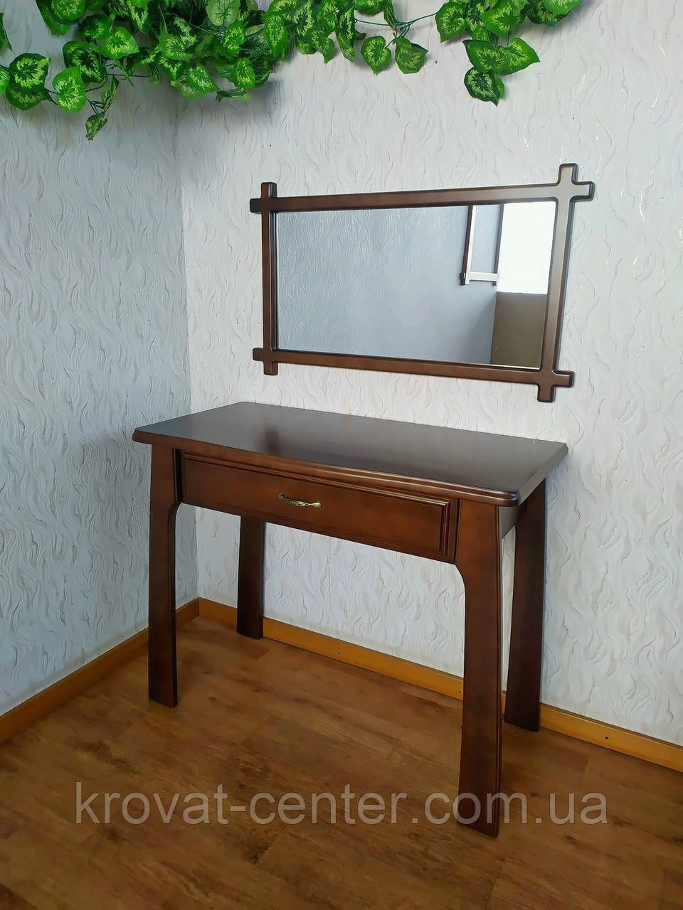 """Туалетный столик с зеркалом """"Жаклин"""""""