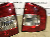 Фонарь задний левый Skoda Octavia A5