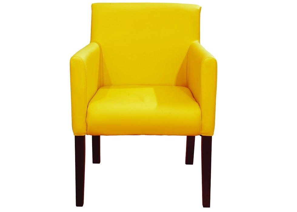 Кресло Остин желтое Rich