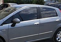 Fi e Punto/Punto  5D (2005-) Молдинги стекол нижние 6шт Код товара: 1488536, фото 1
