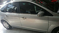 Ford Focus (2005-2011) Молдинг стекол нижний 4шт Код товара: 1489838