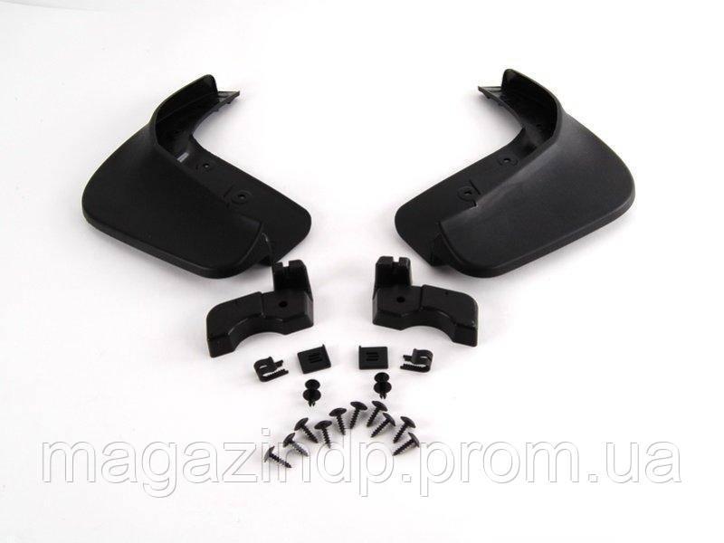 Брызговики передние для Volkswagen Touareg (10-) оригинальные 2шт 7P0075111 Код товара: 1493135