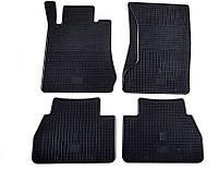 Коврики в салон для Mercedes E211/CLS C219 02-09 (комплект - 4 шт) 1012084 Код товара: 3710324, фото 1