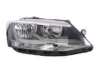 Фара передняя Volkswagen ta 2011- правая элект.+мотор H7/H7/P21W/PY21W/W5W 441-11G6RMLDEM2 Код товара: 3712390