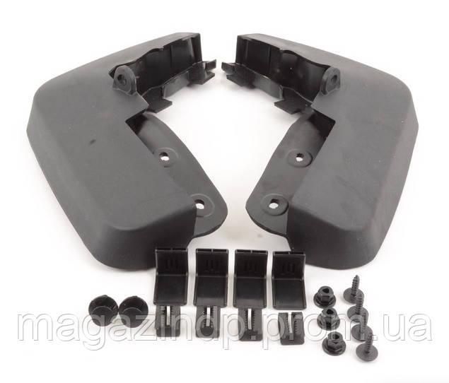 Брызговики передние для  A7 оригинальные 2шт 4G8075111 Код товара: 3725406
