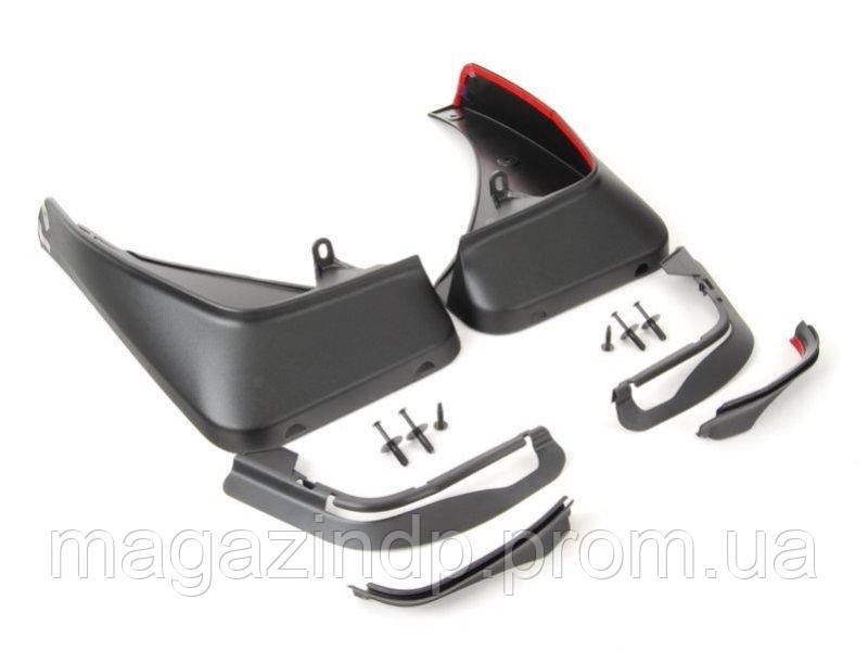 Брызговики передние для BMW X5 (F15) 2013-,кт. 2 шт 82162302402 Код товара: 3725437