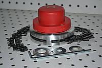 Косильная головка с цепками для бензокосы