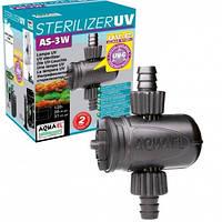 Стерилизатор для аквариума Aquael 108400 Sterilizer UV AS 3 Вт