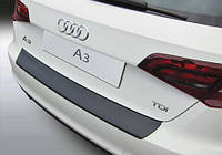 Накладка на задний бампер  A3 8V Sportback 2012-, ABS-пластик Код товара: 3728562