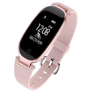 Фитнес-трекер Smart Band S3 Girl Rose-Gold