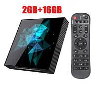 Смарт ТВ приставка SmartTV A95X 2gb/16gb Андроид Android TV box, фото 1