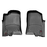 Коврики в салон для Hummer H3 2005-10 с бортиком передние черные 440341 Код товара: 3732335