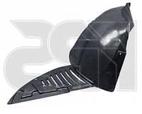 Подкрылoк Peugeot 407 04-10 передний правый передняя часть 5405 388 Код товара: 3757727