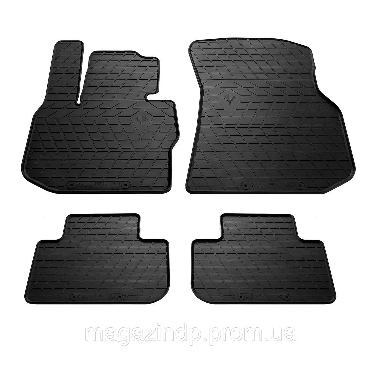 Коврики в салон для BMW X3 (G01) 17- (design 2016) (комплект - 4 шт) 1027254 Код товара: 3779272