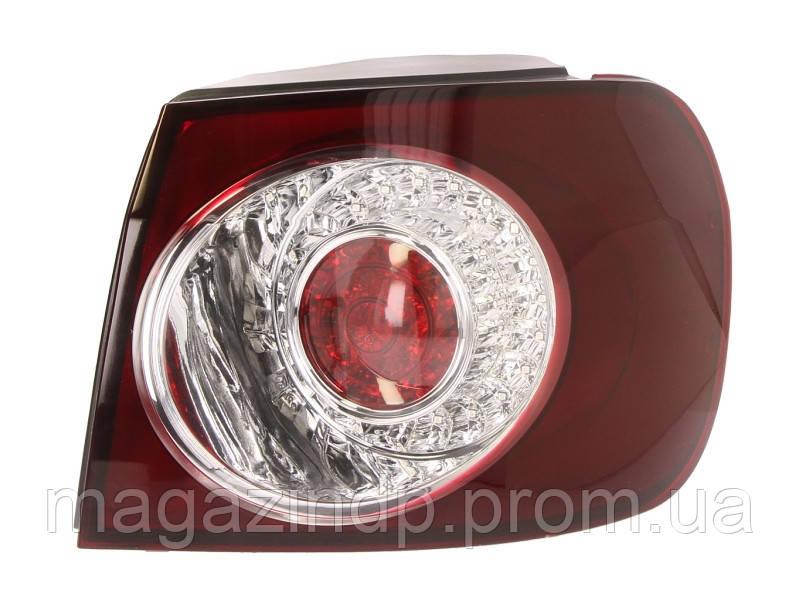 Фонарь задний Volkswagen Golf Plus 2009-2013 правый внешний LED 441-1972R3AE Код товара: 3796423