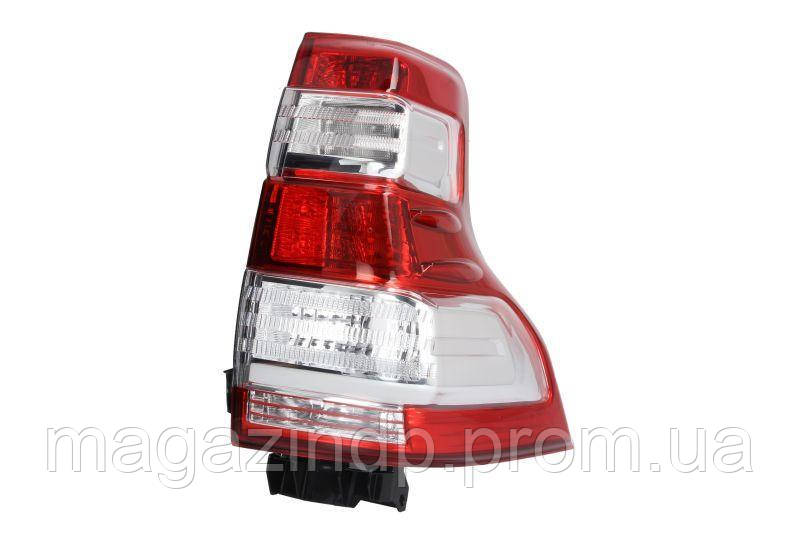 Фонарь задний Toyota Prado (j150) 2013-2017 правый LED 212-191MR-UE Код товара: 3796432