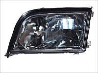 Фара передняя Mercedes S-Class (W140) 1994-1998 левая H1/H1/H7, гидрав. регул. 440-1111L-LD-EM Код товара: 3796452