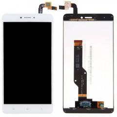 Дисплей (LCD) Xiaomi Redmi Note 4X с сенсором белый, фото 2