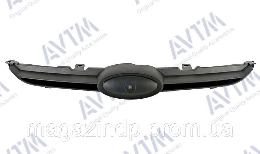 Решетка радиатора Ford Fiesta VI 2009-2013 черная Код товара: 3799822
