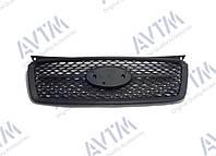 Решетка радиатора Kia Pico 2008-2011 черн. Код товара: 3799873