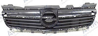 Решетка радиатора Opel Zafira B 2005-2012 черн.без хром.молдинга Код товара: 3799880