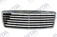 Решетка радиатора Mercedes E-Class (W210) 1995-1999 Avgarde Код товара: 3799959