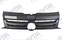 Решетка радиатора Volkswagen T5 2010-2015 черн.текстура Код товара: 3800023