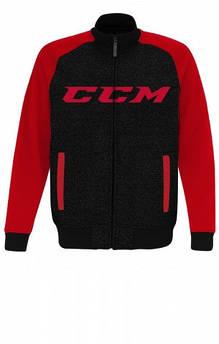 Толстовка-бомбер CCM Track Jacket SR.