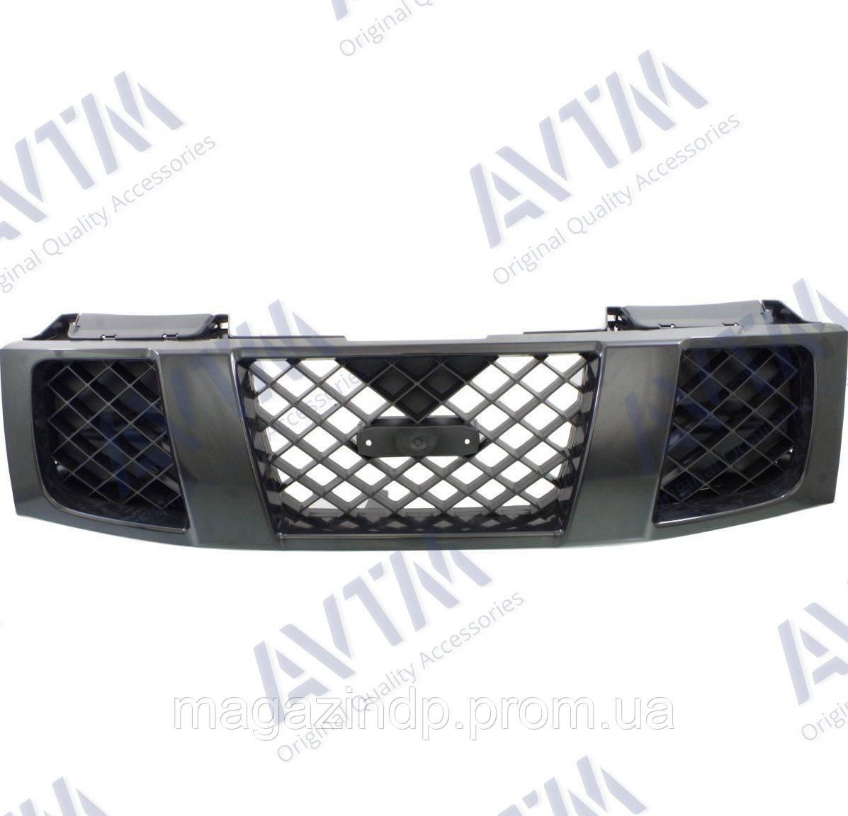 Решетка радиатора Nissan Arm 2005-2015 черн. Код товара: 3800083