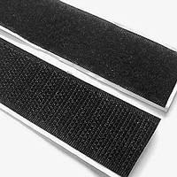 Лента-застежка с клеевым слоем HPX 80004/80005 ZIP FIX (крючок, петля) черная