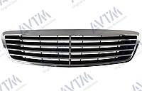 Решетка радиатора Mercedes S-Class (W220) 1998-2002 A2208800383 Код товара: 3800169