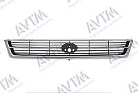Решетка радиатора Toyota Carina E 1995-1997 хром. Код товара: 3800186