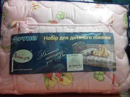 """Постельный комплект (набор в кроватку) для новорожденного 6 единиц """"Золушка"""""""