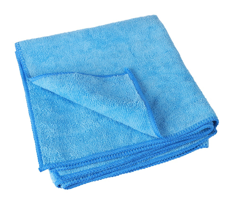Микрофибровое полотенце для экстерьера автомобиля
