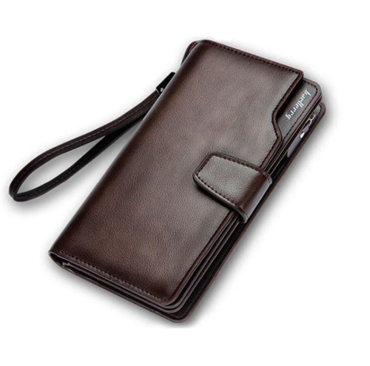 Мужской кошелек портмоне  Baellerry Business, brown