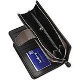 Мужской кошелек портмоне  Baellerry Business, brown, фото 2