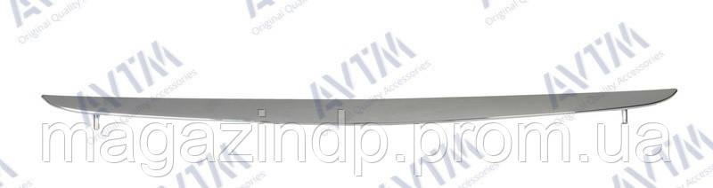 Накладка решетки радиатора Mercedes A-Class (W168) 1997-2004 хром.нижн. Код товара: 3800282