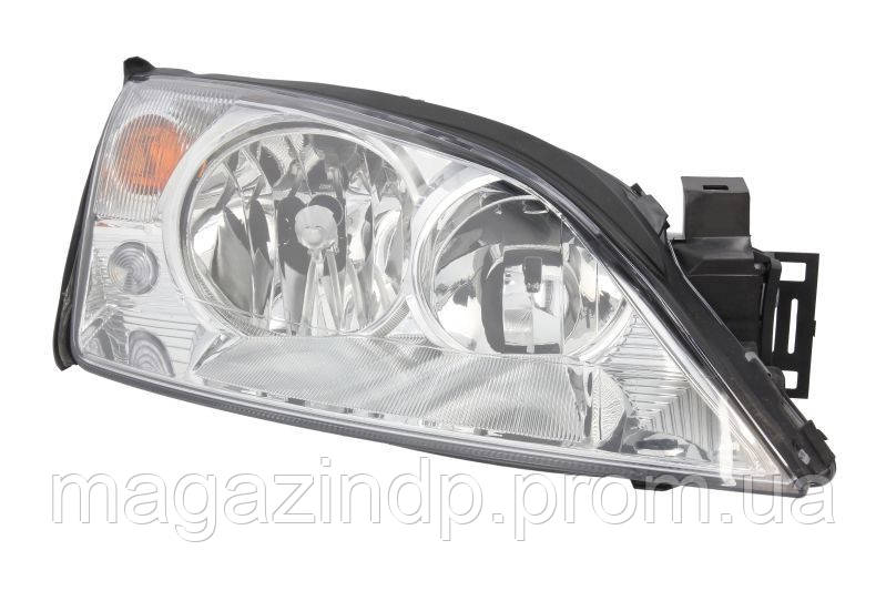 Фара передняя Ford Mondeo III 2000-2006 правая H7/H1, авт./ручн. регул. 431-1149R-LD-EM Код товара: 3800625