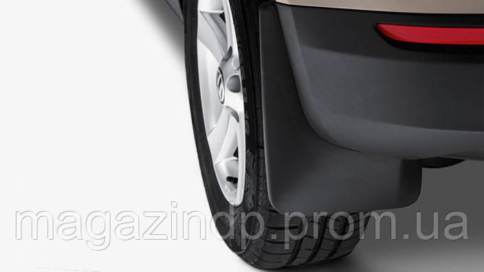 Брызговики задние для Volkswagen Tiguan 2007- оригинальные 2шт 5N0075101 Код товара: 3811631