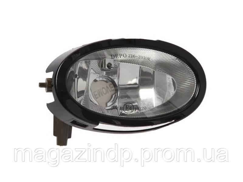 Фара противотуманная Mazda 3 Hb 03-09 правая 216-2010R-UE Код товара: 3814239