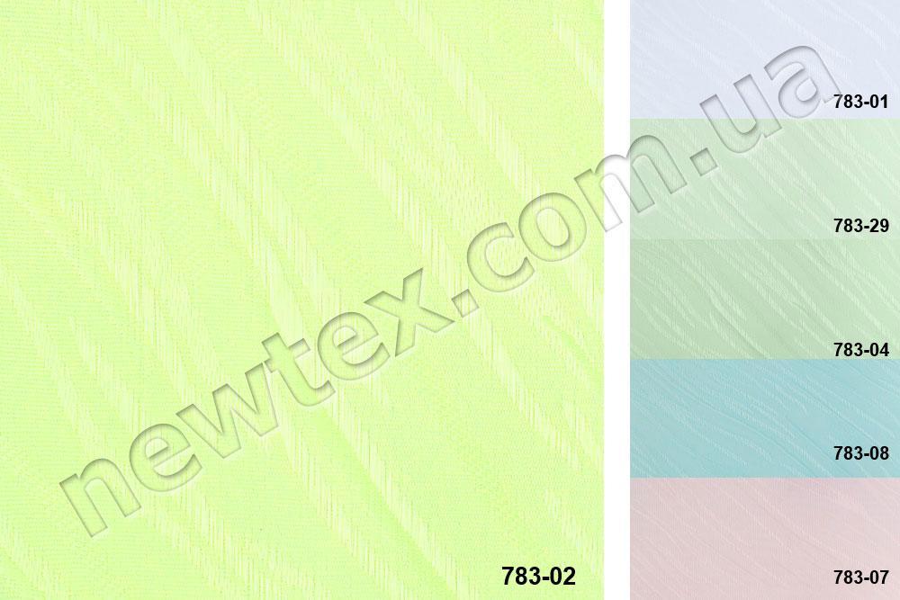 Жалюзи вертикальные 127 мм Tiffany (6 цветов)
