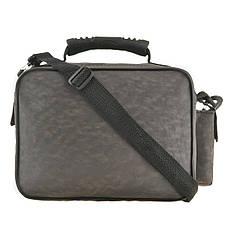 Мужская сумка Wallaby 25х18х13 ткань «Кордура» горизонтальная цвет хаки,  в2427х, фото 2