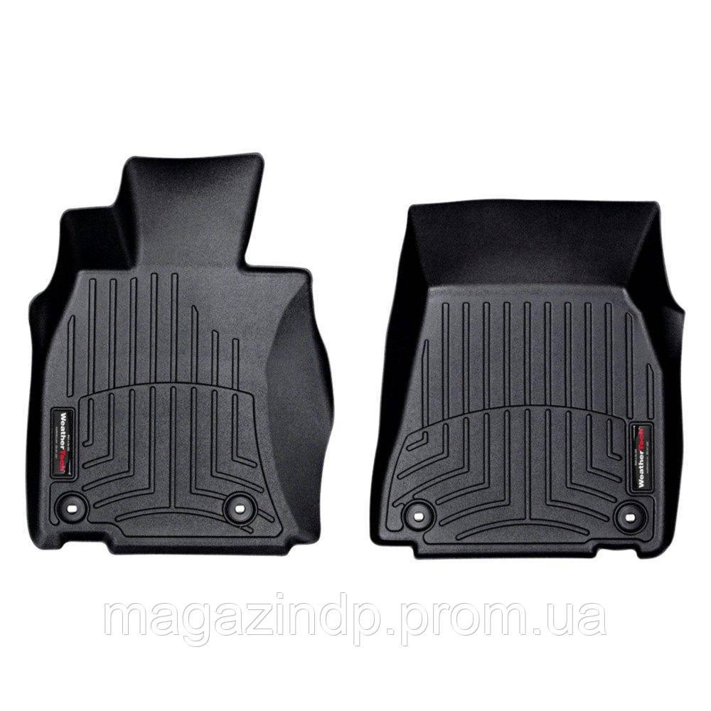 Коврики в салон для Lexus LS 460 2012- A с бортиком черные, передние 445141 Код товара: 3818642