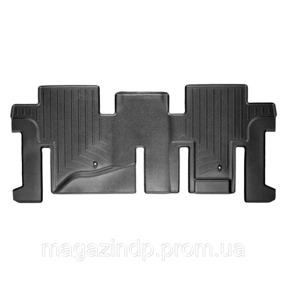 Коврики в салон для Infiniti JX35/QX60 2013- с бортиком, черные, задние 444452 Код товара: 3818646