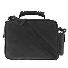 Мужская сумка Wallaby горизонтальная ткань «Кордура» 25х18х13 цвет чёрный,  в2427ч, фото 3