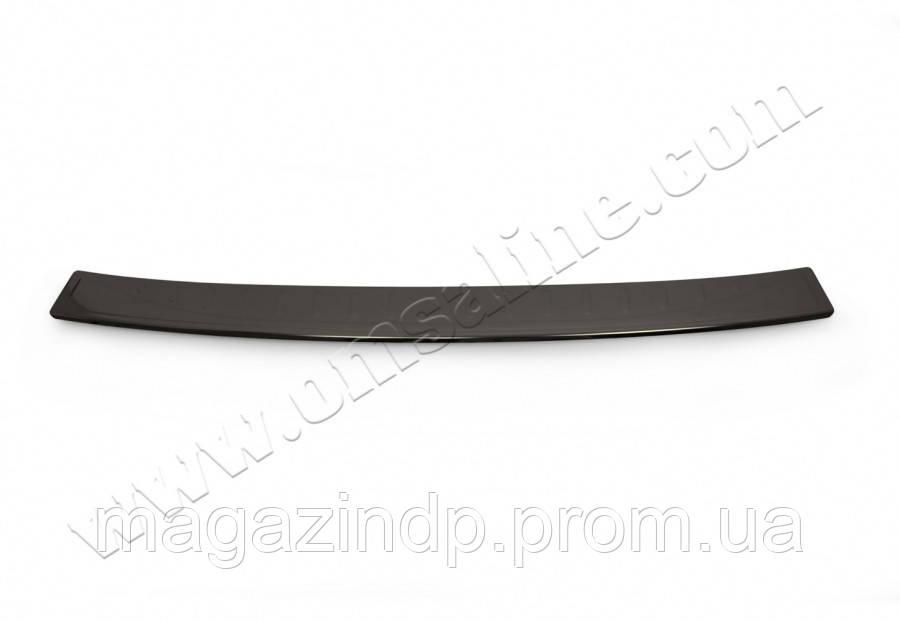VW T6 (2015-) Накладка на задний бампер Black Chme 7550093b Код товара: 3818870
