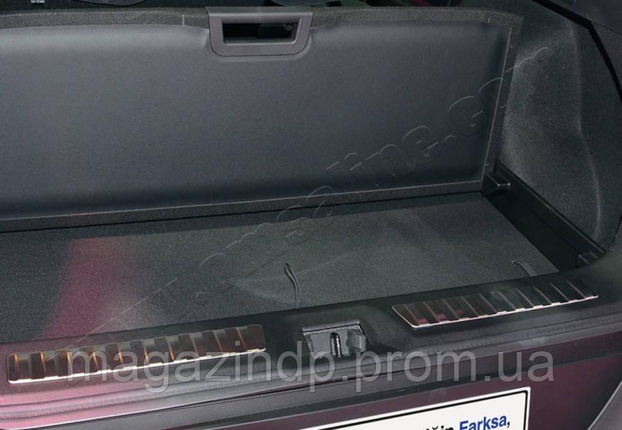 Kadjar (2015-) Накладка на порог багажника Код товара: 3818877