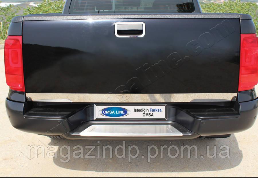 Volkswagen Amk (2010-) Кромка крышки багажника нижняя Код товара: 3818879
