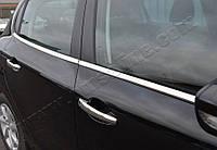 Peugeot 208 (2012-) Молдинги стекол нижние 4шт Код товара: 3818883, фото 1
